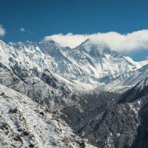 Mountain Snowboarding